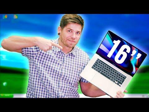 Купил MacBook Pro 16 в топе. Только зачем...