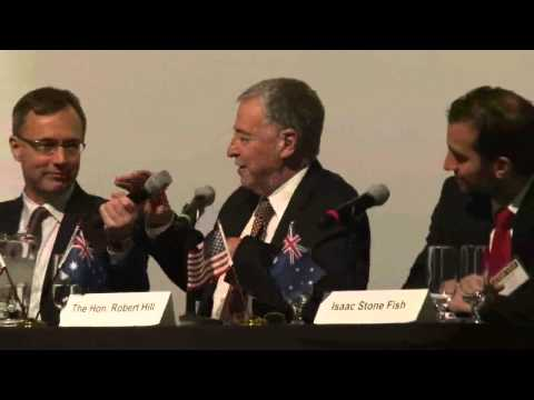 China, the US and Australia -- Political and Strategic Issues