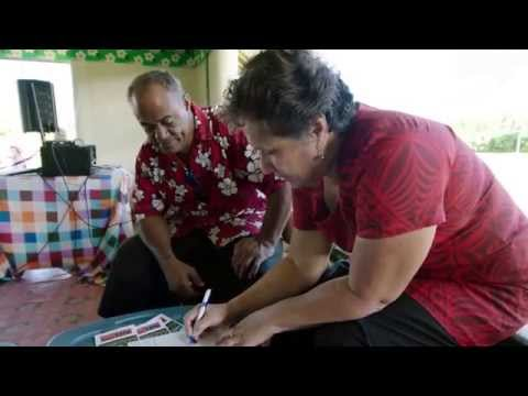 Scoring points Improving health awareness through sport in Samoa