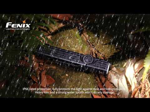 Senter Fenix WT25R Flashlight LED Rechargeable
