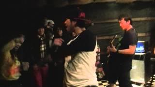 SIDE IMPACT 2014/03/22  水戸 90EAST