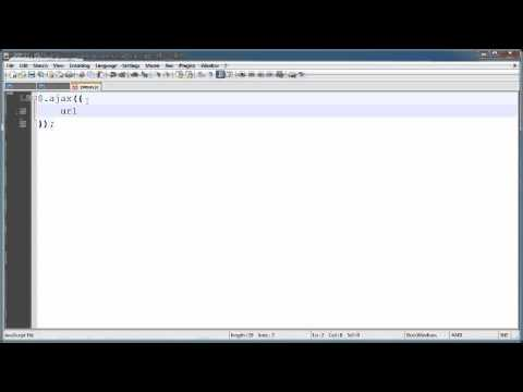 jQuery Tutorials: Reading XML files with jQuery (Part 1/2)