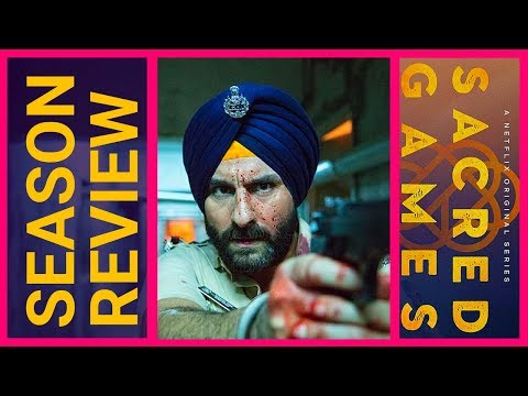 Sacred Games Netflix Original series review