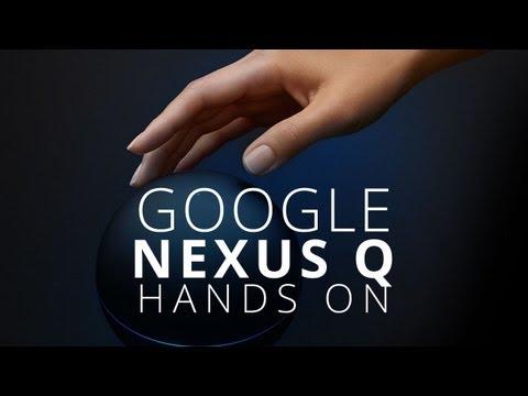 Google Nexus Q Media Player Hands-On