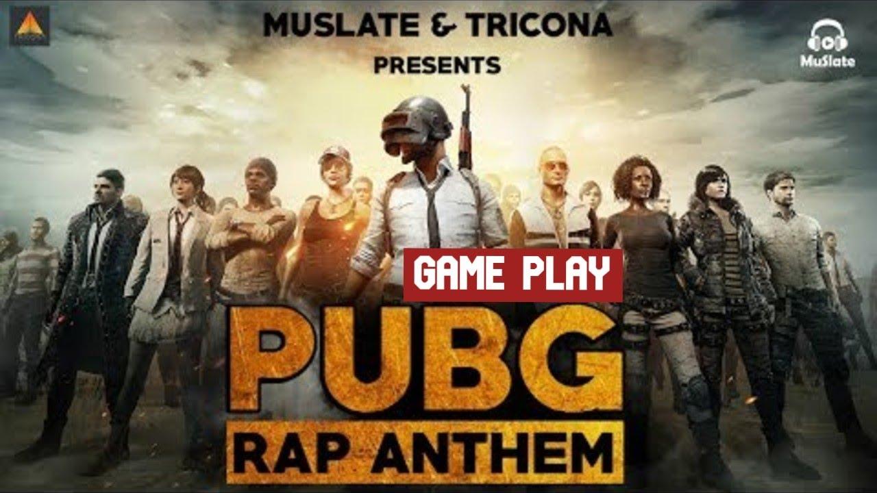 Download PUBG Rap Anthem (Game Play Video) | POSSSH | Crazy Banda | Latest PUBG Songs 2020 | MuSlate