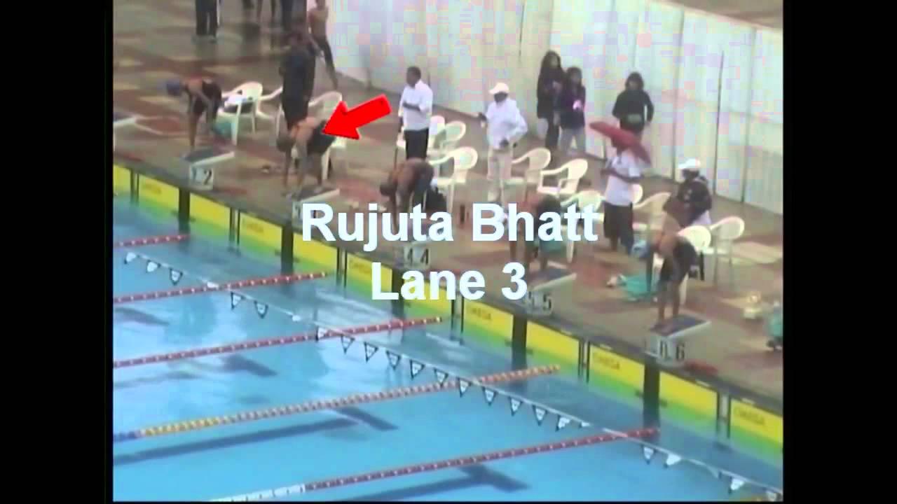 RUJUTA BHATT's Women's Swimming Recruiting Profile