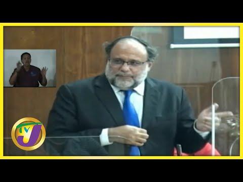 Clash in Jamaica Parliament   TVJ News - June 25 2021
