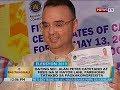 BT: Dating Sec. Alan Peter Cayetano at misis na si Mayor Lani, parehong tatakbo sa pagkakongresista