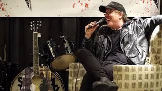 Headbangers Con Live Panel -Burton C. Bell of Fear Factory