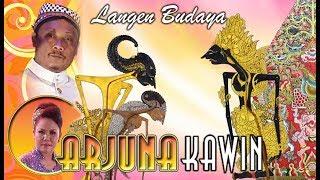 Wayang Kulit Langen Budaya 2018 - ARJUNA KAWIN (Full)