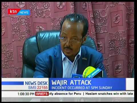 Northern Kenya MPs worried by sporadic attack in the region   KTN News Desk