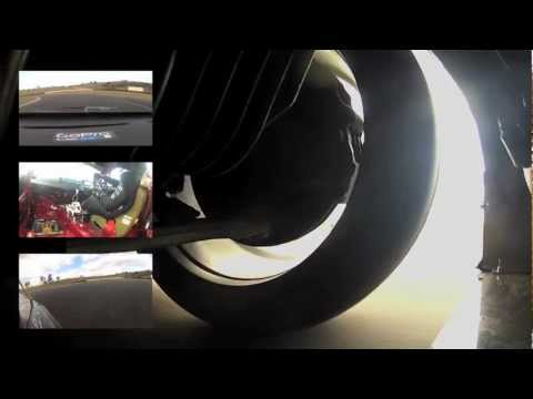 World Time Attack - V-Sport Evo filmed on GoPro HD Hero 2 cameras