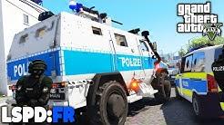 GTA 5 LSPD:FR - Krasses SEK / SWAT FAHRZEUG! - Deutsch - Polizei Mod #84 Grand Theft Auto V
