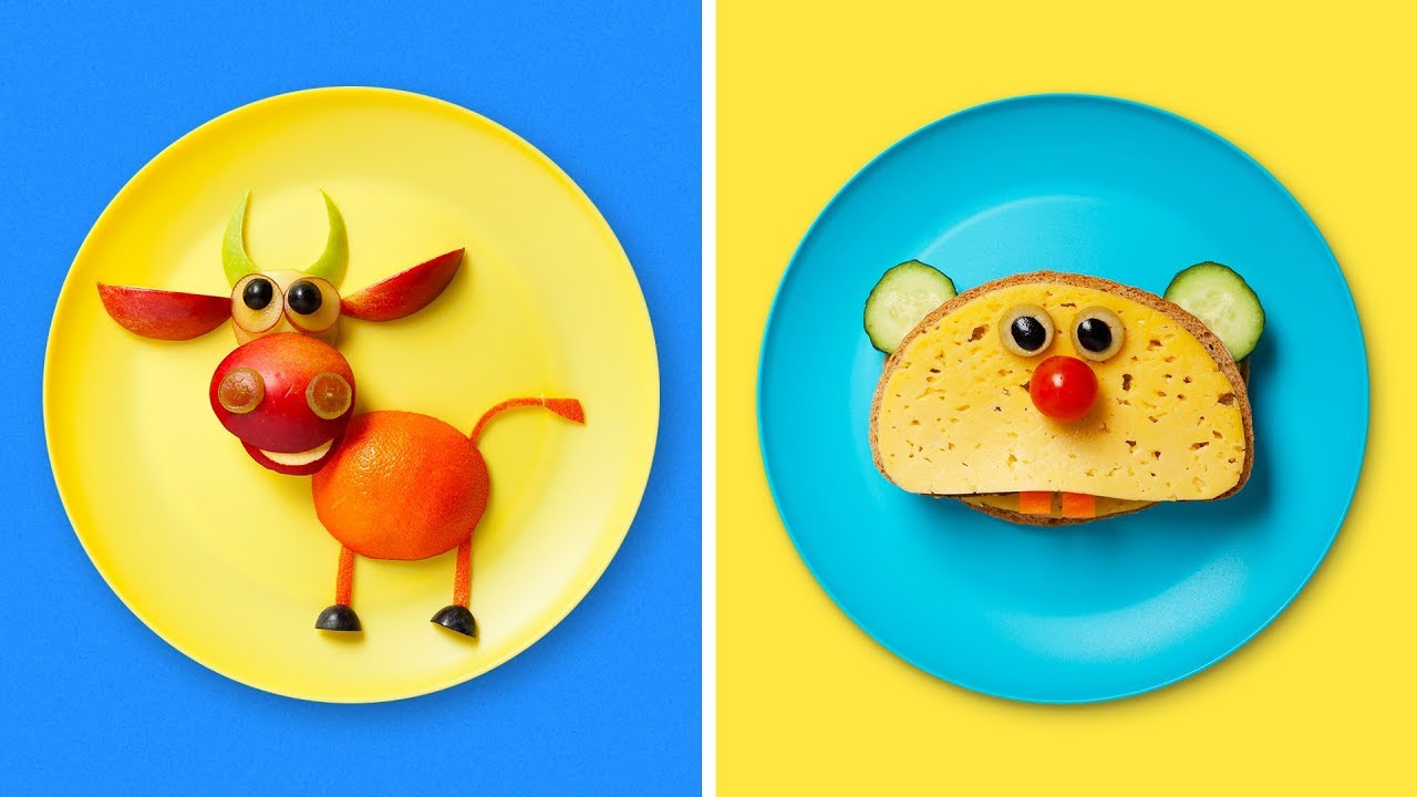 21 QUICK AND DELICIOUS RECIPES FOR KIDS