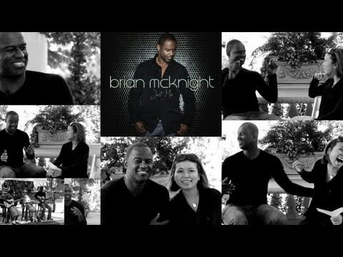 Brian McKnight Interview - Just Me, Songwriting