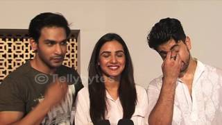 Tashane Ishq Cast Shoots For The Last Scene | Naman, Zain And Jasmine Talks About The Journey