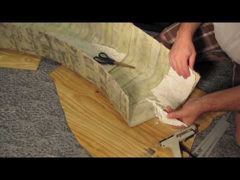 Building O-Scale Tunnels – Part 5 of 8