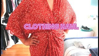 FASHION VALET, ZALORA, ASOS CLOTHING HAUL | Fifiliciousify