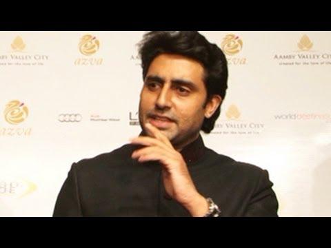 Abhishek Bachchan speaks on Aishwarya - Jaya separation controversy