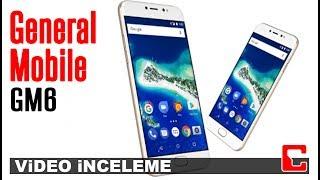 general mobile gm 6 incelemesi akıllı telefon