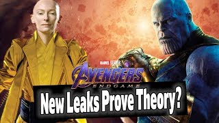 Avengers Endgame Leaks Point to INSANE Theory Being TRUE!!