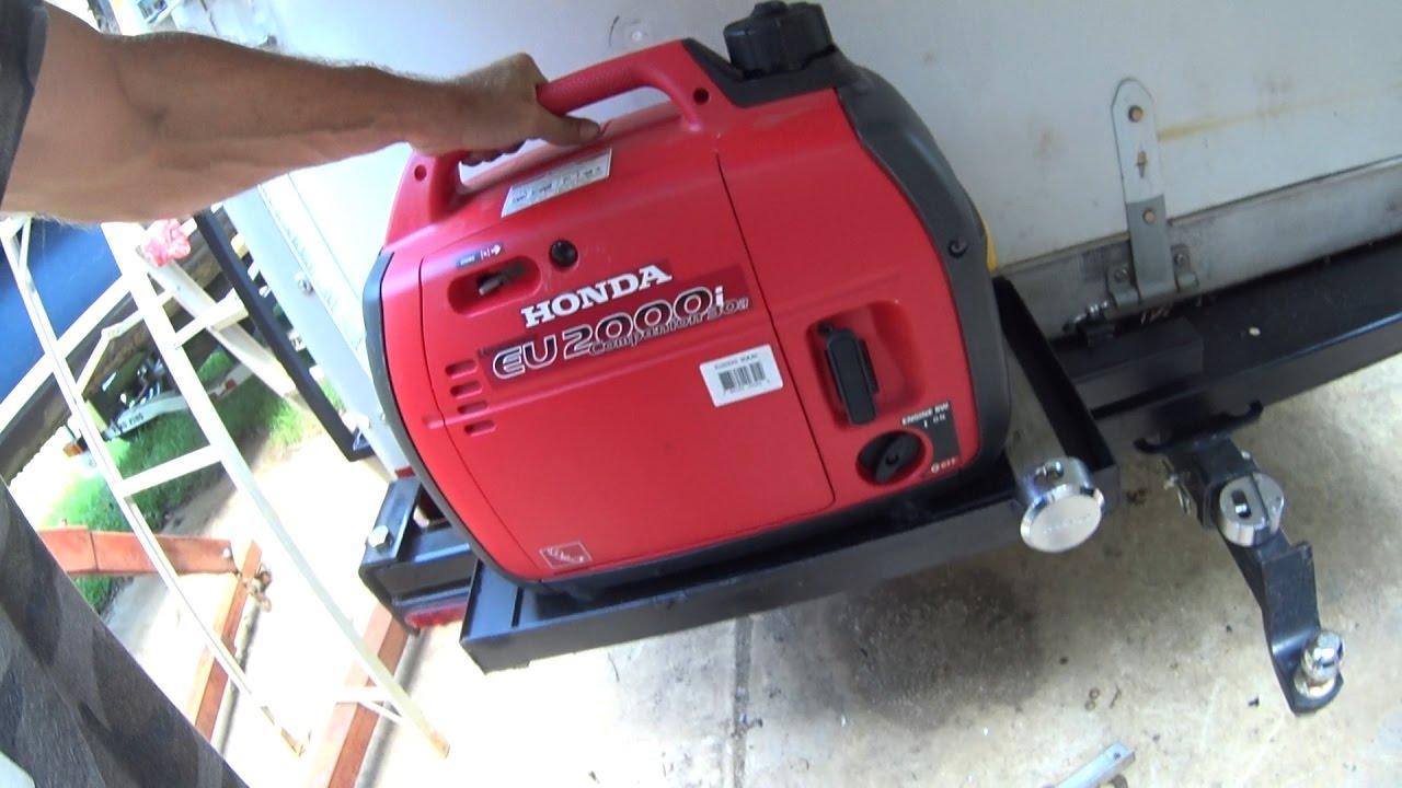 generator rack for back of travel trailer - Bcep2015.nl