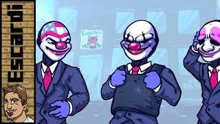Repeat youtube video PAYDAY FAIL, A Payday the Heist parody! [ Spanish Fandub ]