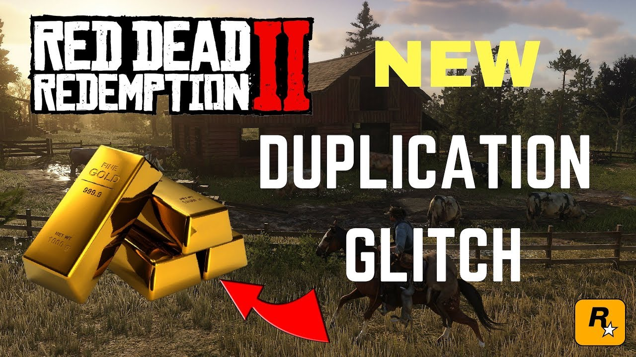 red dead 2 gold bar glitch patched