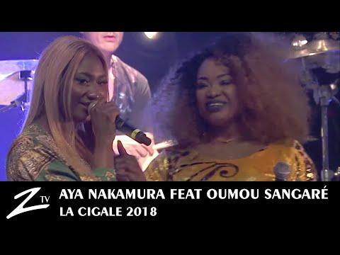 Aya Nakamura Feat Oumou Sangaré - Oumou Sangaré - La Cigale 2018 - LIVE HD
