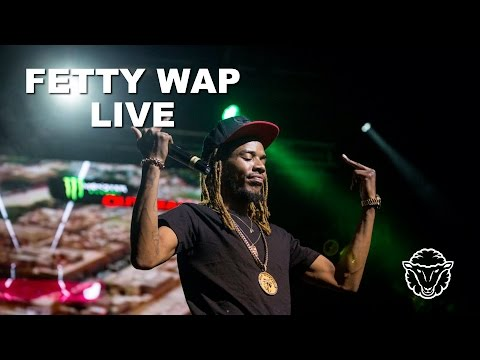 Fetty Wap Performs Live In Houston | Welcome To The Zoo Tour | BLACK SHEEP TV