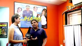 Johnny Lever at Jhappi Jet trailer launch