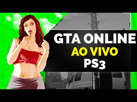 GTA ONLINE PS3 - ANTIGA GERAÇÃO NÃO MORREU AO VIVO