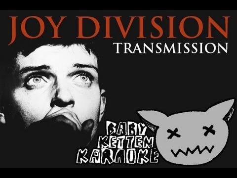 joy division - transmission - karaoke HD
