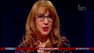 ten   DIRETTAMENTE 18 gennaio 2018  Emergenza furti