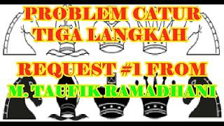 Gambar cover Problem Catur 3 Langkah (Request #1)