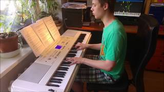 Canon in D - Improvisation No. 10 [Piano Cover] - Arranged by Kyle Landry