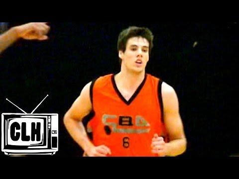 Michal Cekovsky 7 FOOTER from Slovakia - Canarias Basketball Academy - Michal Čekovský 1994 Born