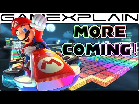 "Nintendo Says ""Look Forward"" to Mario Kart 8 Deluxe Updates!"