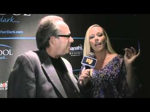 Kendra Wilkinson Interview, Pool After Dark at Harrah's Resort Atlantic City