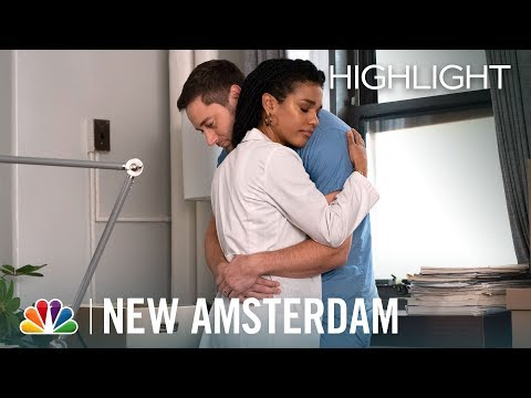 Max and Sharpe Grow Closer - New Amsterdam (Episode Highlight)
