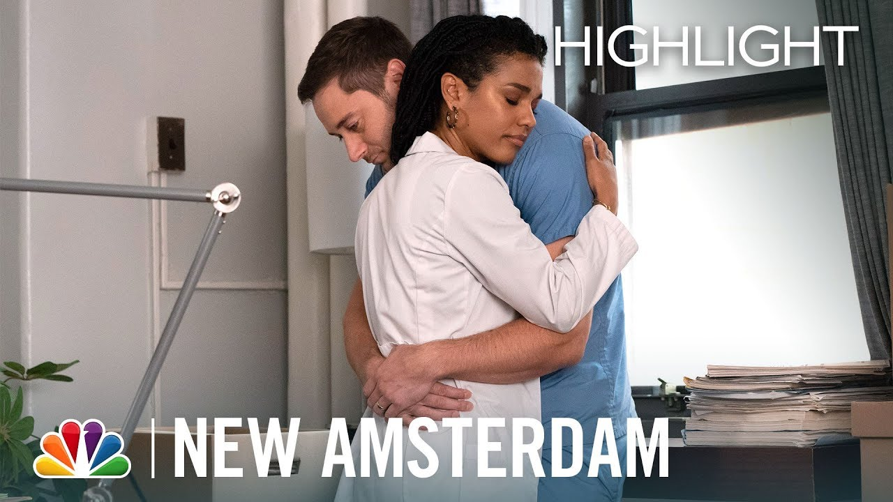 Download Max and Sharpe Grow Closer - New Amsterdam (Episode Highlight)