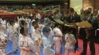 空手日本一を生み出した師範が教える極真会館茨城県常総支部 道場所在地...