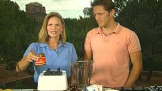 Regina's  Vegetarian Table - Corn Stuffed Bell Peppers: Episode 607