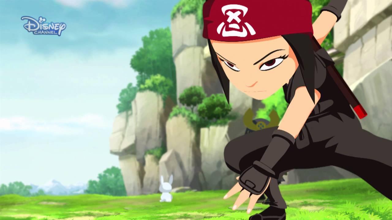 Mini Ninjalar Samuraylarla Ben Ilgilenirim Youtube