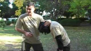 Learn to STREET FIGHT in 1 day! Xtremely Violent CQC