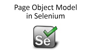 Page Object Model in Selenium Webdriver Step by Step Guide