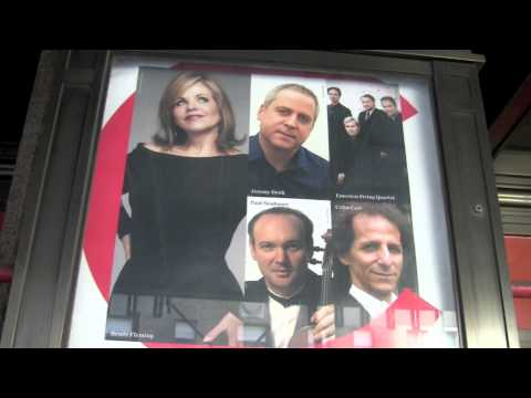 Alabama Music Office goes to Carnegie Hall in New York City 1080p