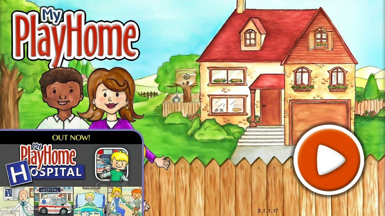 Play Game House