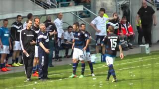 FSV Frankfurt vs.  Energie Cottbus 26.04.2014