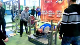 Чемпионат Украины по пауэрлифтингу в г. Харькове